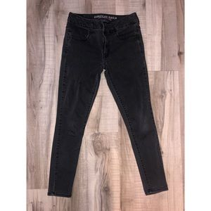 America Eagle jegging jeans